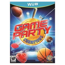 WiiU - Game Party Champions