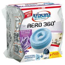Ariasana Aero 360° Ricarica Tab 450g Lavanda