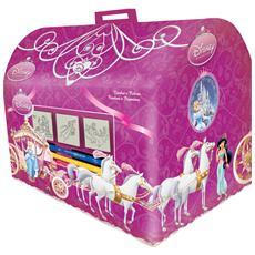 Scrigno Casetta Timbri Disney Principesse 9660