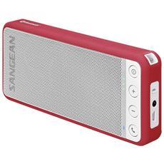 BTS-101 BluTab Amplificatore 3W Bluetooth 4.0 - Rosso