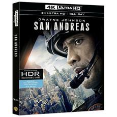 San Andreas (Blu-Ray 4K Ultra HD)