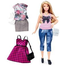 Barbie Fashionista E Moda - Jeans