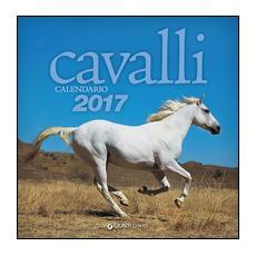 Cavalli. Calendario 2017