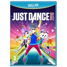 WiiU - Just Dance 2018
