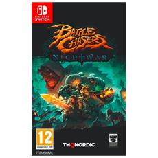 THQ - Switch - Battle Chasers: Nightwar - Day one:...