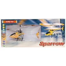 Sparrow, 6 x AA