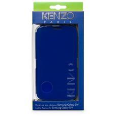 KE250289 Custodia a libro Blu custodia per cellulare