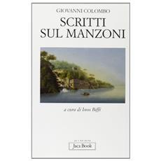 Scritti sul Manzoni