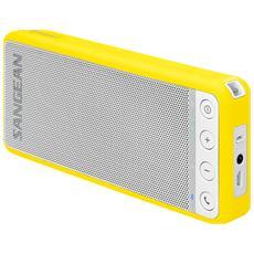 BTS-101 BluTab Amplificatore 3W Bluetooth 4.0 - Giallo
