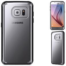Custodia Reveal Samsung S7 Trasparente / Nero