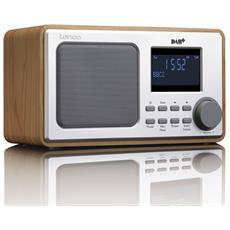 Radio DAB+ DAR-010 in Legno