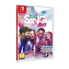 Switch - Let's Sing 2018