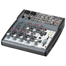 Xenyx 1002, 110 dBi, 10 - 200000 Hz, 0,005%, 13W, 18,9 cm, 22 cm