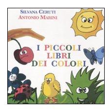 I piccoli libri dei colori. Cofanetto. Ediz. illustrata