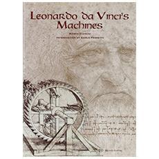 Macchine di Leonardo. Ediz. inglese