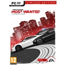 PC - Need For Speed Most Wanted Limited Edition