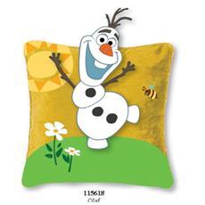 Frozen - Cuscino Olaf 3D