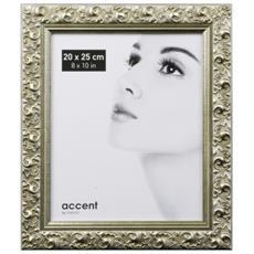 Nielsen Arabesque 20x25 legno Portafoto argento 8525003