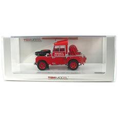 Tsm144324 Land Rover Serie I 88 1957 Fire Appliance 1:43 Modellino