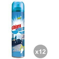 Set 12 Vetri Spray 300 Ml. Detergenti
