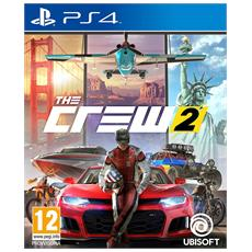 UBISOFT - PS4 - The Crew 2