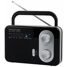 Radio Portatile Brigmton Bt 250 Nero