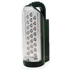 El005 Sirio 24 Lanterna Ricaric. emerg. 24led