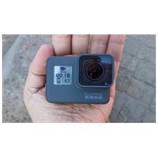 HERO5 Black Action Cam Filmati 4K Modalità Foto 12 Mpx Impermeabile fino a 10m Wi-Fi Bluetooth RICONDIZIONATO