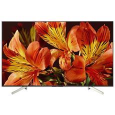 "TV LED Ultra HD 4K 55"" KD55XF8596BAEP Smart TV"