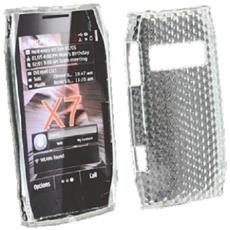 Silicone Case Nokia X7-00 Trasparente Prisma