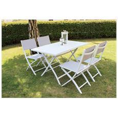 Set Tavolo E 2 Sedie Da Esterno.Set Tavoli Da Giardino Con Sedie Prezzi E Offerte Eprice