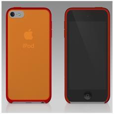 Mac Microshield Accent Cover Arancione, Rosso