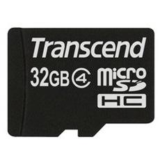 MicroSDHC 32GB Class 4