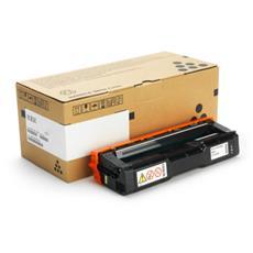 407716 Toner Originale Nero per SP C252DN / C252SF Capacità 6500 Pagine