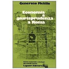 Economia e giurisprudenza a Roma
