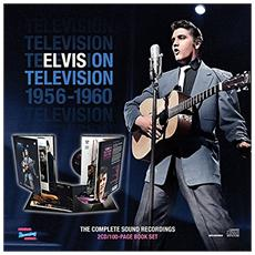 Elvis Presley - Elvis On Television 1956-1960: The Complete Sound Recordings (2 Cd+100 Page Book)