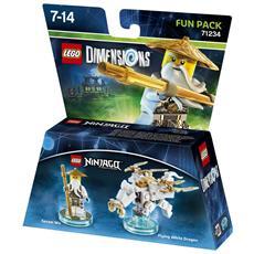 LEGO Dimensions Fun Pack Sensei Wu