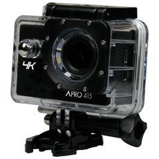 MEDIACOM - Action Cam Xpro 415 HD Wi-Fi 16Mpx