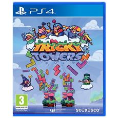 PS4 - Tricky Towers