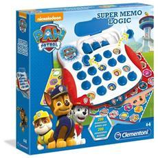 –super Memo Logic Pat' Patrouille–gioco Educativo, 11459