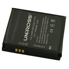 U0183352, Ioni di litio, Fotocamera, Nero, Samsung SLB-1137C