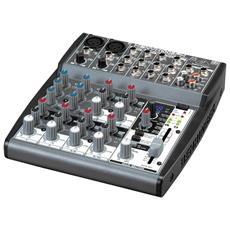 Mixer 10 Canali Processore Stereo FX Nero XENYX 1002FX