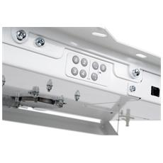 PPL 1035 Sistema regolabile a soffitto per videoproiettori