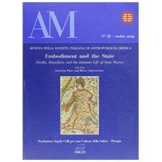 AM. Rivista della Società Italiana di antropologia medica vol. 26-28. Ediz. inglese