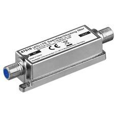 ICOC LTE-FF - Filtro per DVB-T, F-jack / F-jack