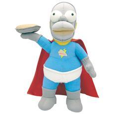 Peluche Simpson Homer Supereroe 37 cm 804529