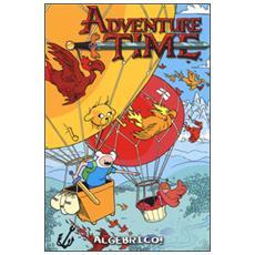 Adventure time. Algebrico!. Vol. 4