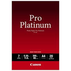 PT-101 A 2, 20 fogli Photo carta Pro Platinum 300 g