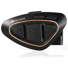 BTX1 Pro Bluetooth Radio FM Waterproof Colore Nero