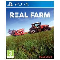PS4 - Real Farm Sim